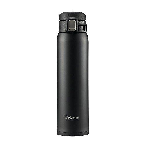 Zojirushi SM-SA36-BA Stainless Steel Vacuum Insulated Mug, 20-Ounce, Black