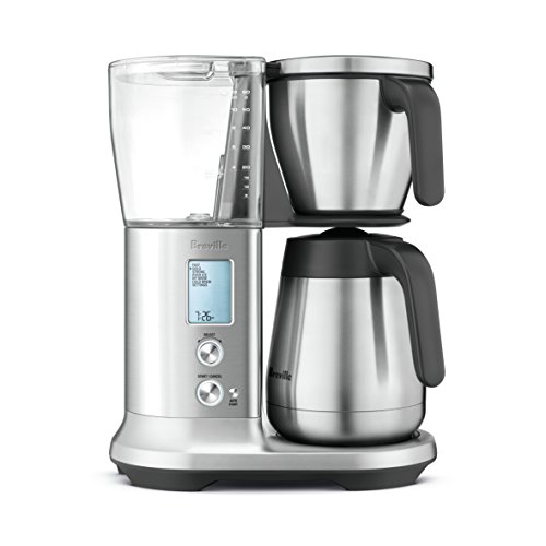 Breville BDC450BSS Precision Brewer Thermal, Coffee Maker, Brushed Stainless Steel