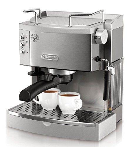 De'Longhi EC702 15-Bar-Pump Espresso Maker
