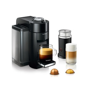 Nespresso Vertuo Evoluo Coffee and Espresso Machine with Aeroccino by De'Longhi