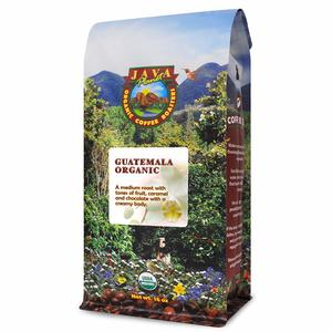 Java Planet Colombian Organic, Medium Dark Roast