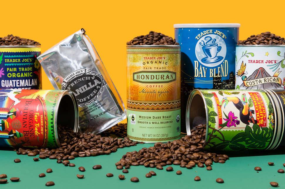 Trader Joes Low Acid Coffee