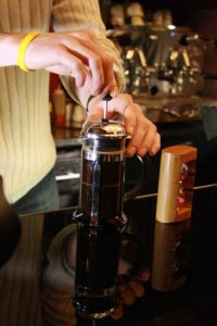 how to make Cuban coffee with a French press