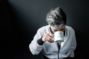 How long does caffeine affect blood pressure