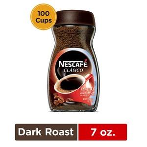 Nescafe Clasico Dark Roast