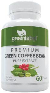 Green label Premium Green Coffee Bean Extract