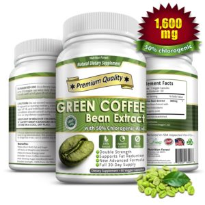 Nutrition Forest Green Coffee Bean Extract