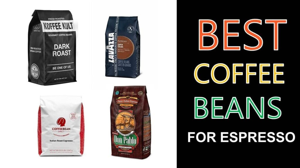 What Coffee To Use For An Espresso Machine?