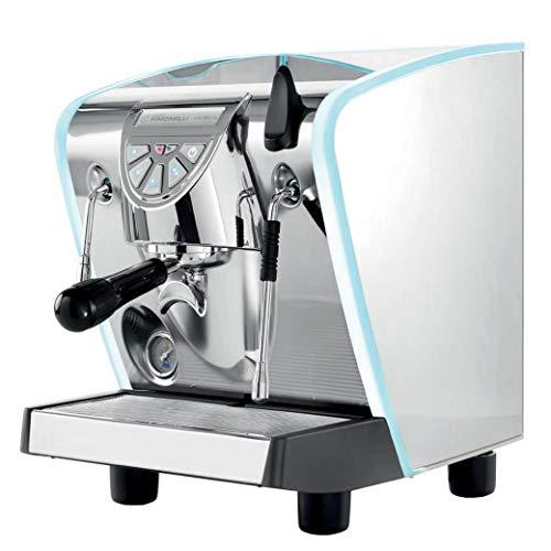 Nuova Simonelli Musica Pour Over Tank Version Lux Espresso Machine MMUSICALUX01