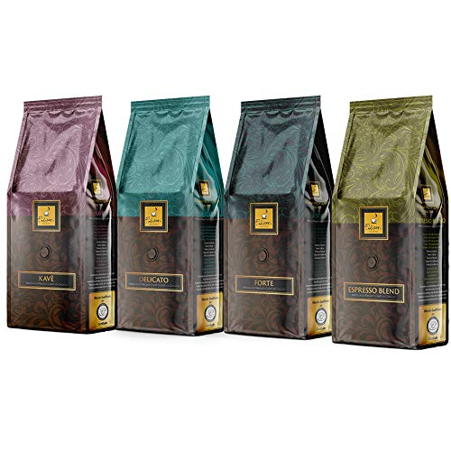 Filicori Zecchini Whole Bean Espresso Coffee Testing Bundle