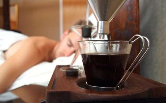 Waking up With a Fresh Espresso