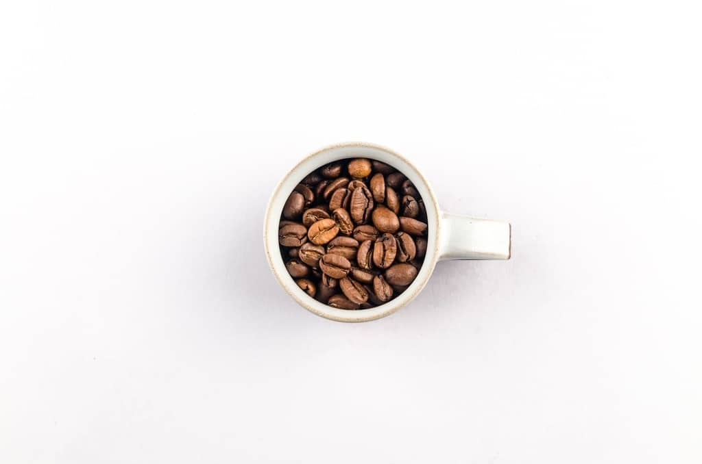 How Many Coffee Beans In A Cup Of Coffee