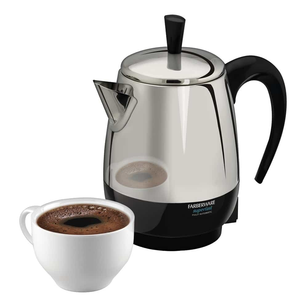 How To Make Coffee In An Electric Percolator?