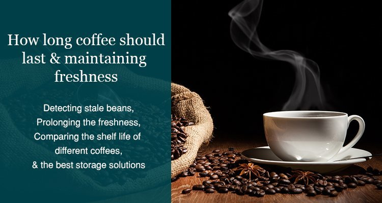 How long do coffee beans stay fresh