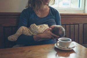 Caffeine And Breastfeeding Effect On Baby
