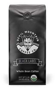Devil Mountain Coffee Company Black Label Coffee