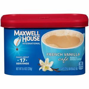 Maxwell House French Vanilla