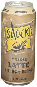 Shock Coffee Triple Latte