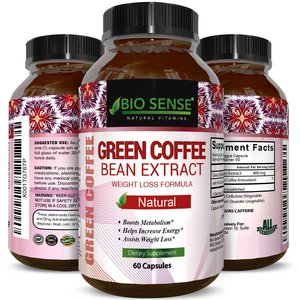 Bio Sense Pure Green Coffee Bean Extract