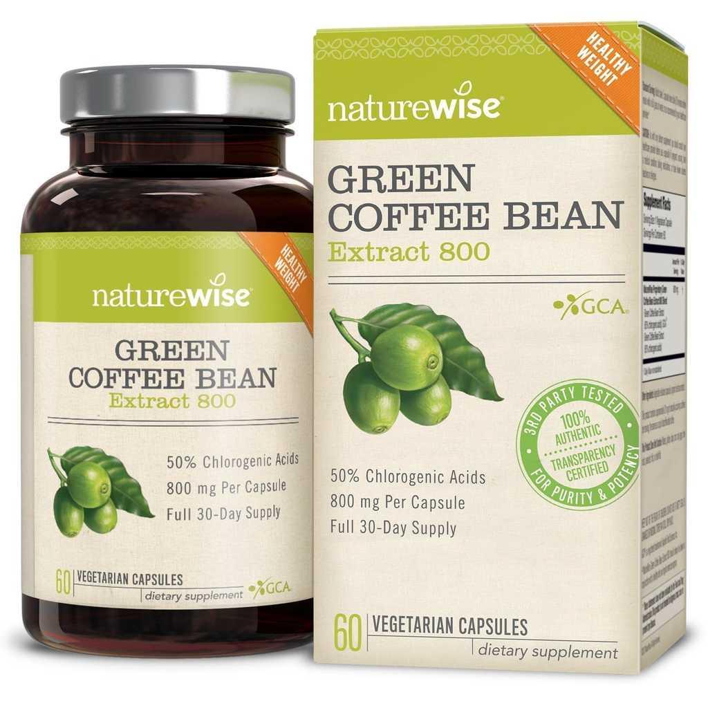 NatureWise Green Coffee Bean