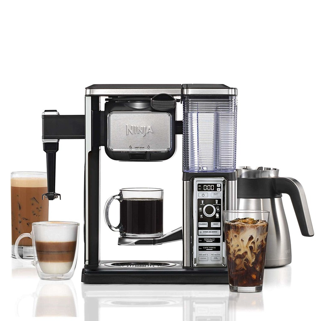 Ninja Coffee Bar AUTO-Iq Programmable Coffee Maker CF087