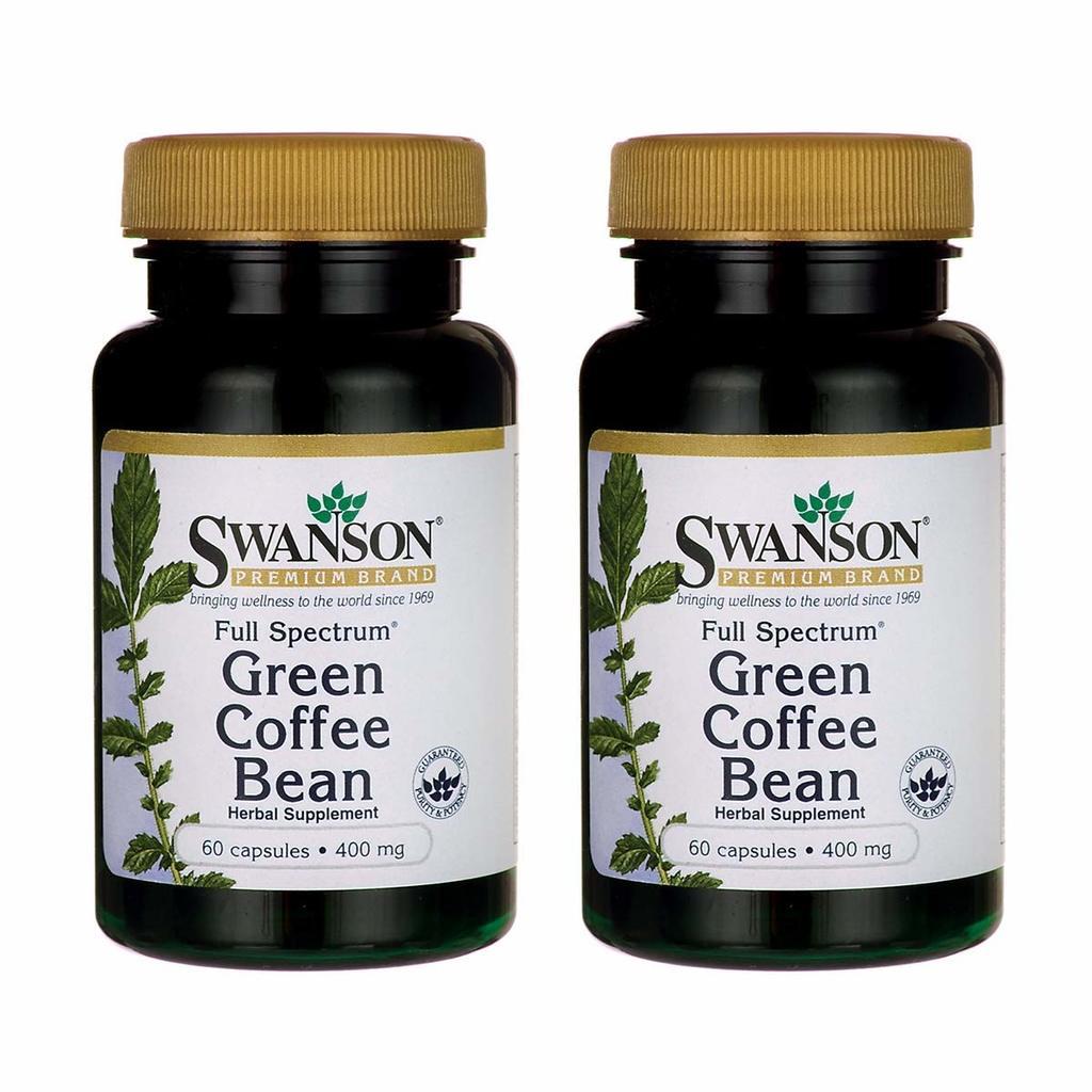 Swanson Full Spectrum Green Coffee Bean