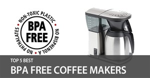 which drip coffee makers are BPA free