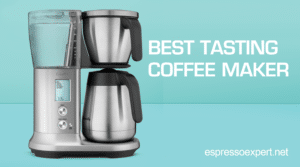 which coffee maker makes the best tasting coffee