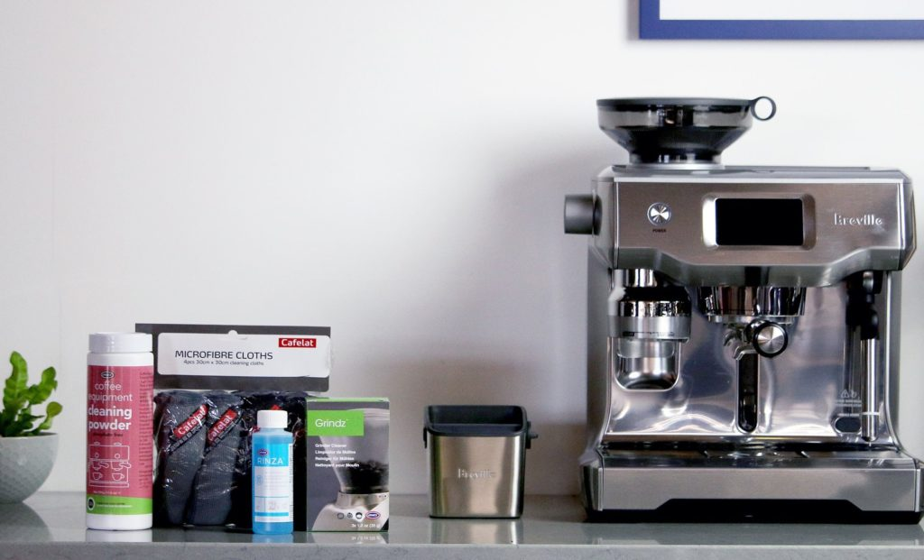 How To Clean Breville Coffee Maker Grinder